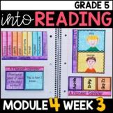 Into Reading HMH 5th Grade Module 4 Week 3 A Pioneer Sampler Supplement • GOOGLE