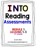 HMH Into Reading® ASSESSMENT Module 1 Lessons 1-3