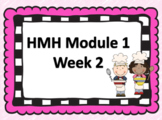 Into Reading HMH Smart Board Lesson Module 1 Week 2 First Grade