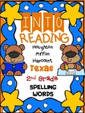 Into Reading HMH (Houghton Mifflin Harcourt)- 2nd Grade Spelling Words