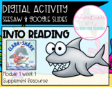 HMH 1.1 Into Reading- Clark the Shark (Digital and Paper R