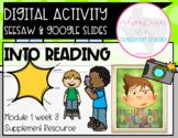 Into Reading (Houghton Mifflin) Module 1 Week 3 Supplement