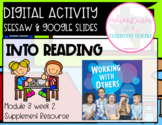 HMH 3.2 Into Reading- Working with Others (Digital and Paper Resource)