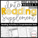 HMH Into Reading Second Grade Supplement Module Four | Distance Learning Google