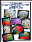Into Reading Kindergarten High Frequency Words Houghton Mifflin Harcourt HMH