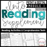 HMH Into Reading Second Grade Supplement Module One   Prin
