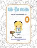 Into The Garden: an Alice in Wonderland book study