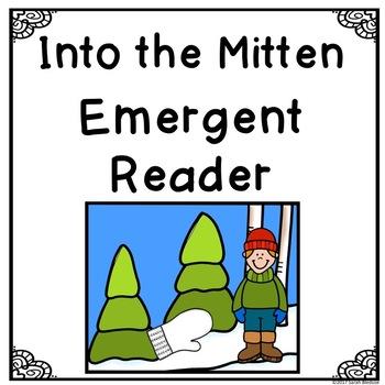 Into The Mitten Emergent Reader