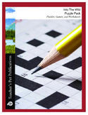Into The Wild Puzzle Pack - Activities, Games, Worksheets
