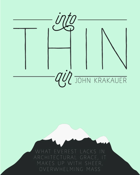 Into Thin Air Poster (16x20)