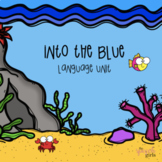 Into the Blue: Ocean Language Unit | Distance Learning