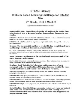 Into the Sea, Problem Based Learning