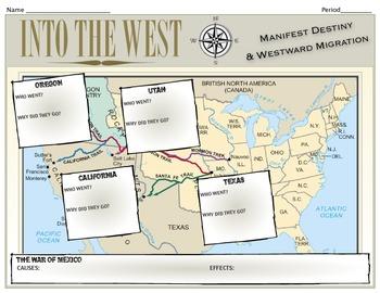 Into the West: Manifest Destiny