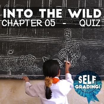 Into the Wild - Chapter 05 Quiz: Bullhead City - Moodle, Schoology, Blackboard