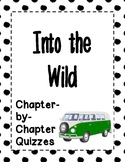 Into the Wild - Chapter Quizzes - ENTIRE NOVEL