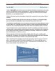 Into the Wild- Krakauer Teacher Text Guide and Worksheets