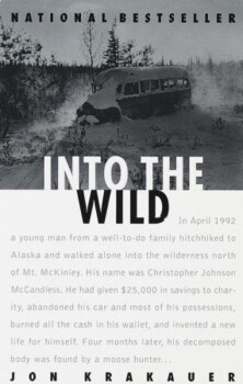 Into the Wild Literary Essay (3 choices) Tiered Difficulties/Differentiated