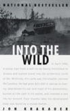 Into the Wild Literary Essay (3 choices) Tiered Difficulti