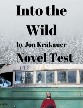 Into the Wild - Multiple Choice Test