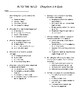 Into the Wild Quizzes - Chapters 1-18 with Answer Key
