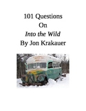 Into the Wild Study Guide