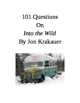 Into the Wild Unit: 55 pages