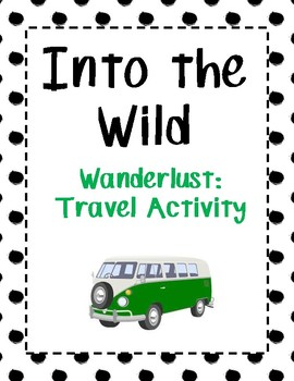 Into the Wild - Wanderlust Activity