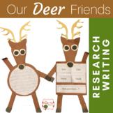 Deer Research, Writing, Craft CCSS Unit