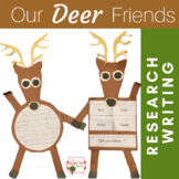 Deer Research, Writing, Craft CCSS Unit