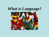 Intoduction to Languages