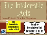 Intolerable Acts and Coercive Acts