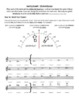 Intonation Tendencies Worksheet