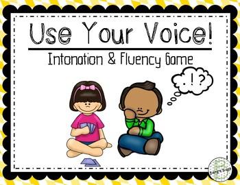 Fluency and Intonation Practice- Primary Practice