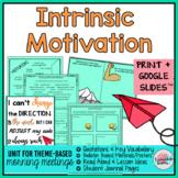 Intrinsic Motivation Activities Morning Meeting w Digital