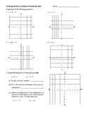 Intro Graphing Systems of Equations