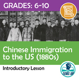 Intro Lesson: Chinese Immigration to the US (1880s)