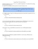 Intro Logarithmic Formulas
