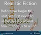 Intro/Mentor Lesson-Realistic Fiction