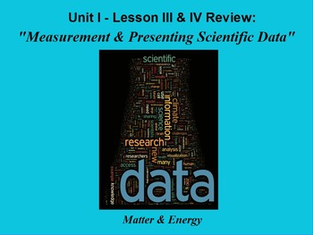 """Intro. Physics ActivInspire Review Lessons III & IV """"Prese"""