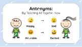Intro To Antonyms: