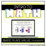 Intro To Math - Basic Place Value to 4 Digits