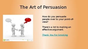 Intro To Persuasion PP