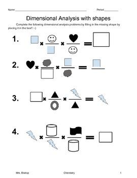 Intro To Stoichiometry WS