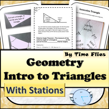 Intro To Triangles