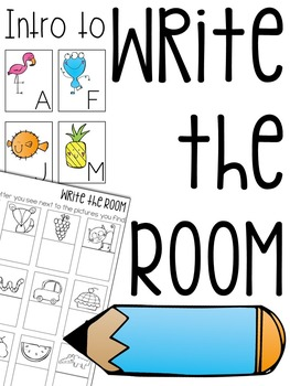 Intro To Write the Room