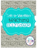 Intro-Vention Teaching Binder