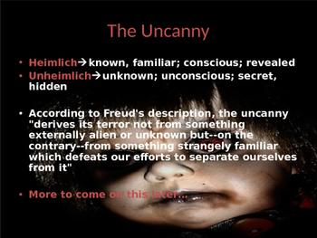 Intro the Horror Genre