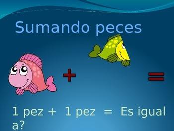 Intro to Addition - Sumando Peces