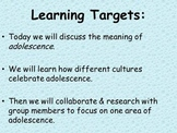 Intro to Adolescent Development