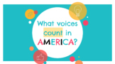 Intro to American Literature: What voices count in America? Short Story Unit